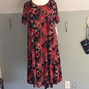 LuLaRoe Carly Dress NWT Size Small